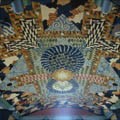 View of the Ceiling from the top floor